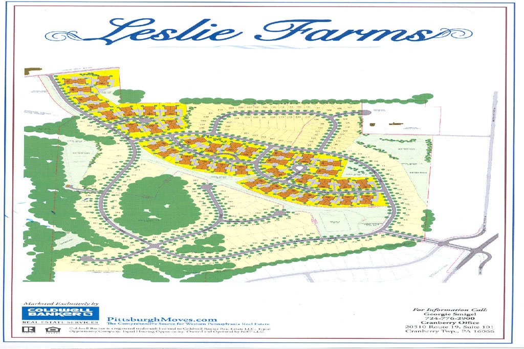 Leslie Farms Development Plan